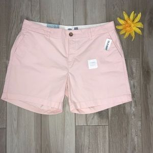 "NWT Pink Old Navy 5"" Shorts"